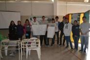 luego del debate los grupos expusieron sus conclusiones.